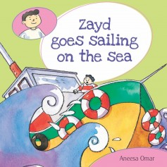 Zayd goes sailing on the sea