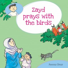 Zayd prays with the birds
